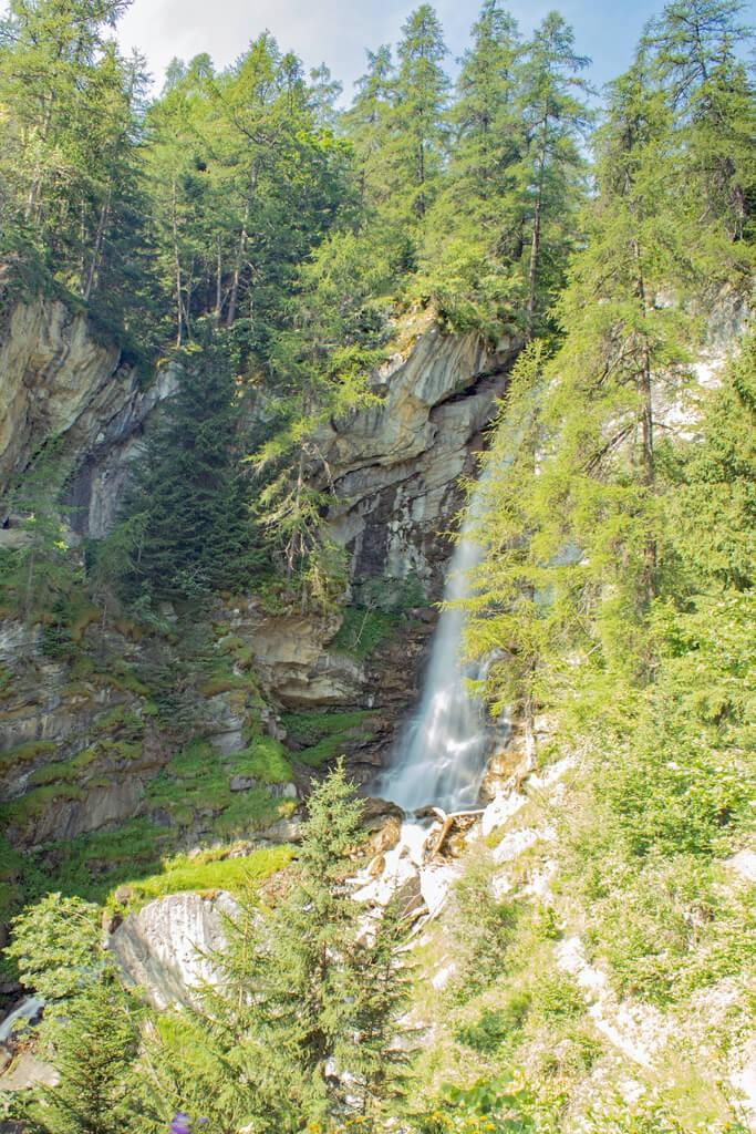 Cascade du Pis Montricher-Albanne