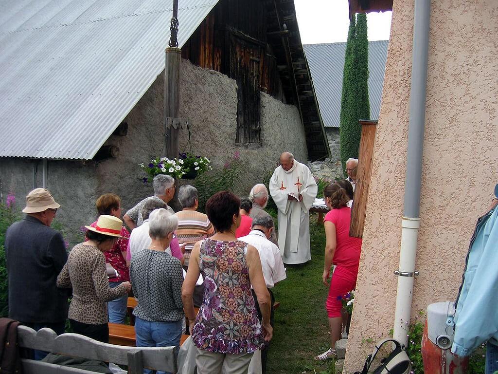 Fête de la Saint-Jacques 2014.