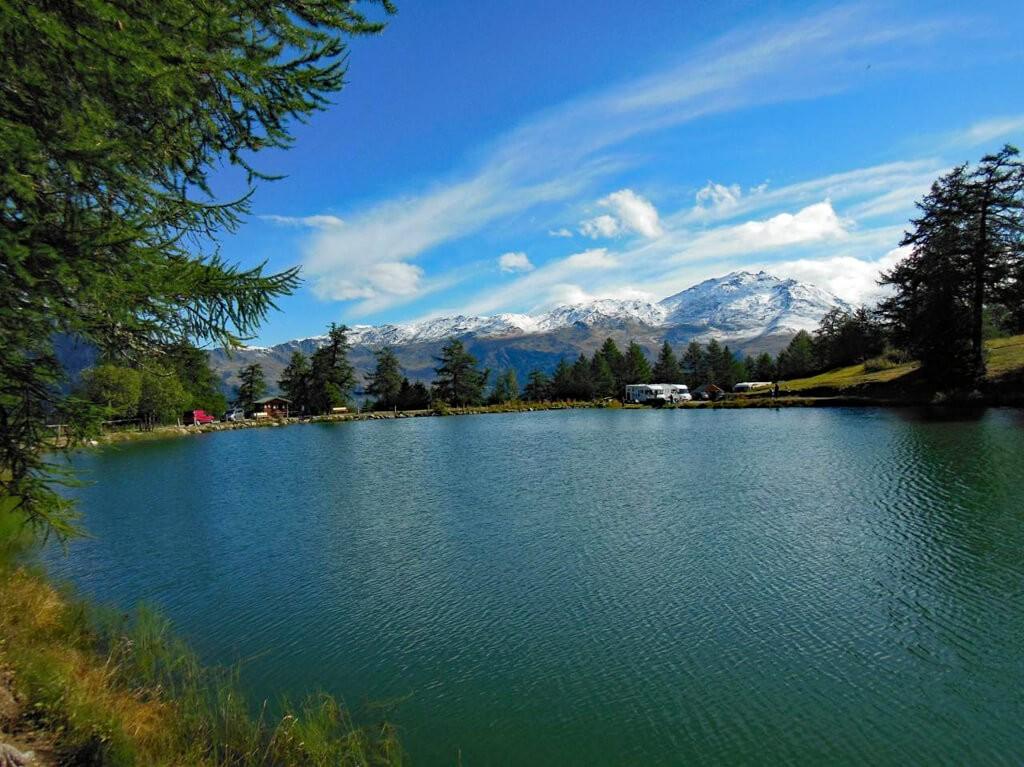 Lac de Pramol Montricher-Albanne