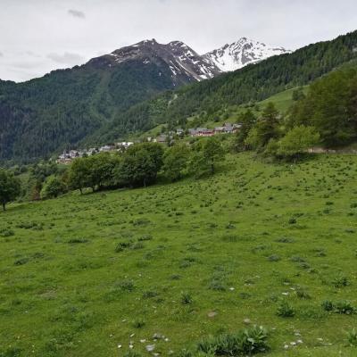 Paysage Montricher-Albanne