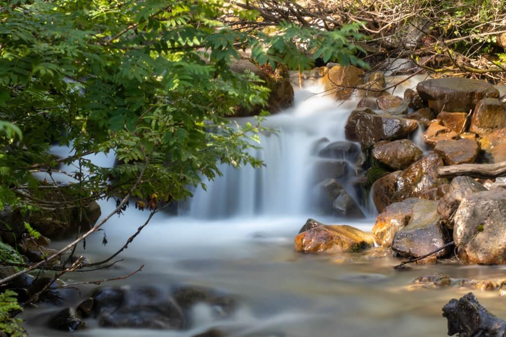 Ruisseau des moulins Montricher-Albanne