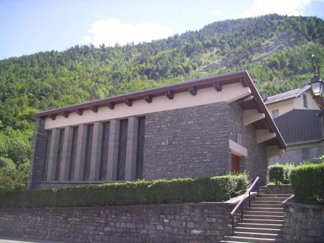 Eglise du Bochet