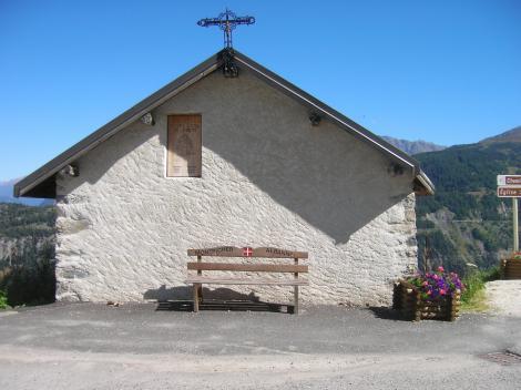 Chapelle nd de la piti albanne