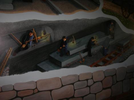 Fresque des ardoisiers 2