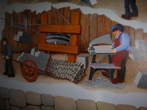 Fresque des ardoisiers 4